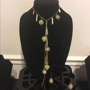 Gorgeous Bling Necklace Set